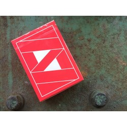Kartu Remi Limited Edition Mako Red Playing Cards