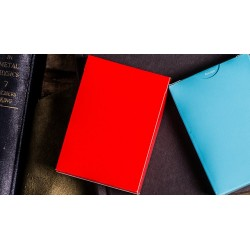 Steel Playing Cards Red by Bocopo