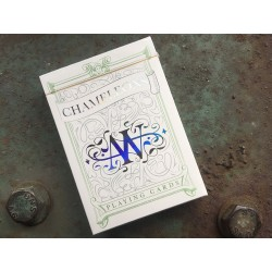Kartu Chameleon Playing Cards designed By Asi Wind (Green)